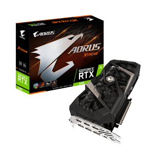 Grafička kartica GIGABYTE GeForce RTX 2080 AORUS, 8 GB GDDR6, PCI-E 3.0