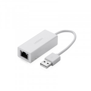 Ugreen Mrežna kartica USB-A 2.0 RJ45 10/100Mbps
