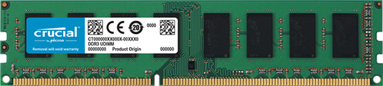 Presudni 16GB DDR3L-1600 UDIMM PC3-12800 CL11 1,35V