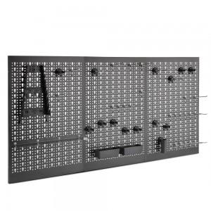 VonHaus metalna ploča za alat s nosačima