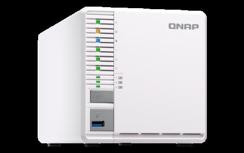 QNAP TS-332X-2G NAS poslužitelj za 3 diska