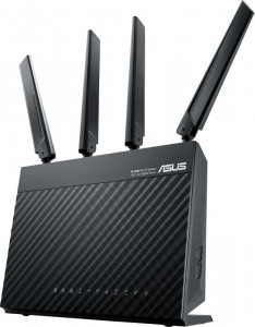 ASUS 4G-AC68U AC1900 brezžični usmerjevalnik, 802.11a/g/b/n/ac 1900Mbps, 3G/4G LTE 300Mbps