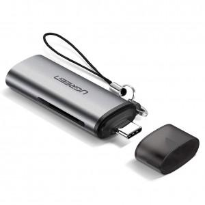 Ugreen USB-C OTG čitač kartica TF / SD