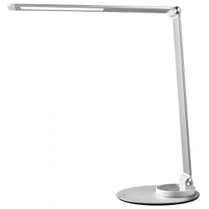 TaoTronics minimalistička LED stolna svjetiljka srebrna TT-DL19