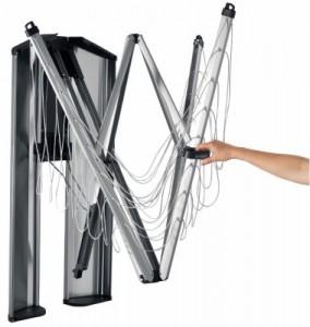 Brabantia WALLFIX stroj za pranje rublja, 24 m