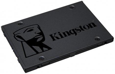 "Kingston SSD 480GB SATA3 A400 2,5 """