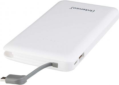 Prijenosna baterija Intenso S 10000mAh - bijela