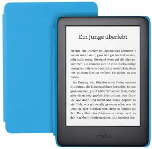 Amazon Kindle Kids Edition, 8 GB, WiFi, e-čitač, plave boje