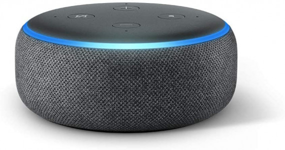 Amazon Echo Dot (3rd) zvočnik črn