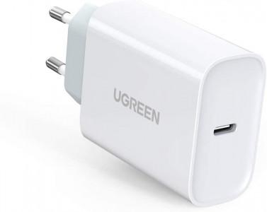 Ugreen USB-C QC3.0 30W punjač bijeli