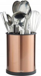 VonShef rotacijski bakreni držač za kuhinjske potrepštine