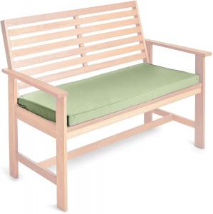 Jastuk za vrtnu klupu VonHaus - zelen