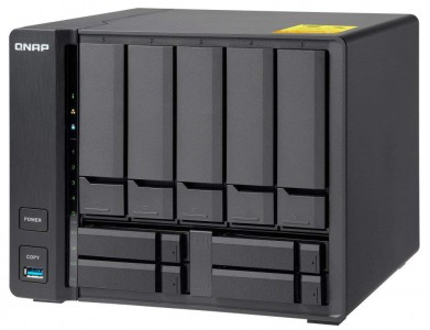 QNAP TS-932X-2G 9-disk poslužitelj