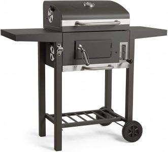 VonHaus žar grill black