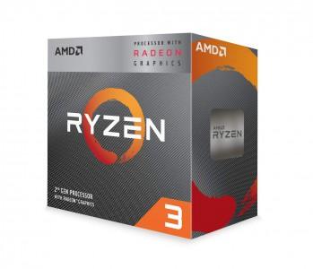 AMD Ryzen 3 3200G s RX Vega 8 grafikom