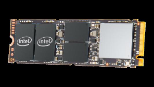 Intel SSD 760p serije 512GB NVMe M2 disk