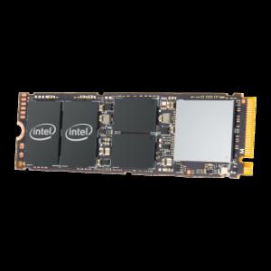 Intel SSD 760p serije 1TB NVMe M.2 disk