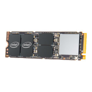 Intel SSD 760p serije 512 GB NVMe M.2 pogon