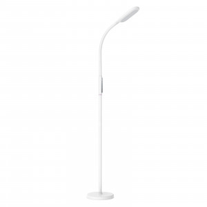 TaoTronics 2in1 LED stol / podne svjetiljke bijele boje