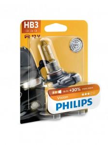 Philips žarulja za automobil Vizija HB3 12V 65W