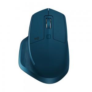 Logitech Cordless Laser MX Master 2S Ujedinjuje, punjenje, plavo