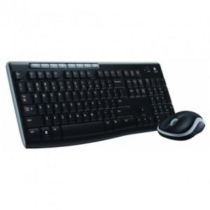 Logitech Wireless Desktop MK270 Desktop komplet, SLO