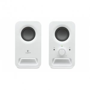 Zvučnici Logitech 2.0 Z150 3W White
