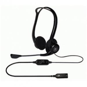 Logitech slušalica USB PC 960 stereo s mikrofonom