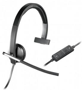 Slušalice Logitech H650e, USB
