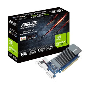 Grafička kartica ASUS GeForce GT 710, 1GB GDDR5, PCI-E 2.0
