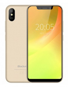 BLACKVIEW A30 2 / 16GB ZLATO + poklon: futrole