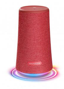 Anker SoundCore Flare + Bluetooth 360 ° prijenosni 25W crveni vodootporni zvučnik