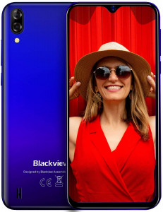 BLACKVIEW Smartphone A60 plave boje
