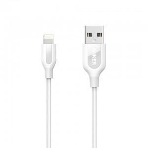Anker Powerline + Lightning kabel 0,9m bijeli