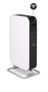 Radijator mlinova ulja Wi-Fi 1500W
