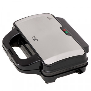 Adler toaster za pripravo XXL ameriških sendvičev