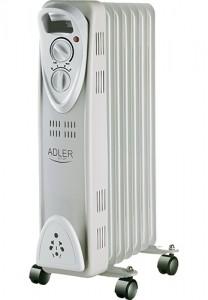 Radijator za ulje Adler 1500W bijelo