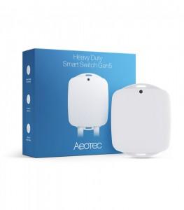 AEOTEC pametni prekidač za jače potrošače ZW078