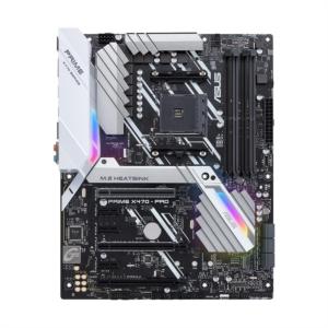 ASUS PRIME X470-PRO, DDR4, SATA3, USB3.1Gen2, AM4 ATX