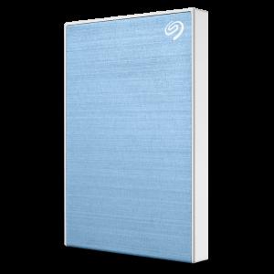 Seagate 2TB BackUp Plus Tanak, prijenosni disk 6.35cm (2.5) USB 3.0, plavi