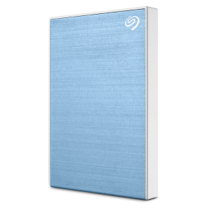 Seagate 1TB BackUp Plus Tanak, prijenosni disk 6,35 cm (2,5) USB 3.0, plavi