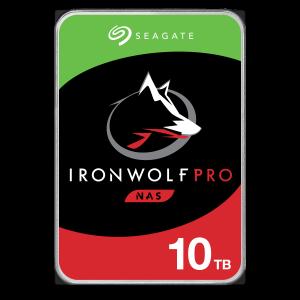 Seagate NAS 10TB 7200 SATA 3 tvrdi disk 256MB IronWolf