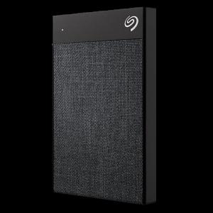 Seagate 2TB BackUp Plus Ultra Touch, prijenosni pogon 6,35 cm (2,5) USB-C, crni
