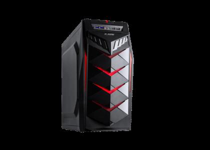 Kućište ALANTIK CASA77 USB3 ATX s 500W napajanjem