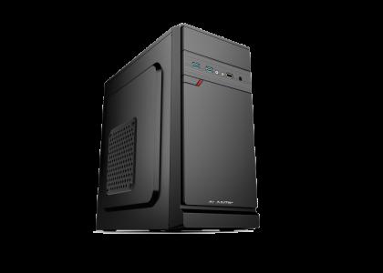 ALANTIK CASM14 USB3 mATX kućište sa 500 W napajanjem