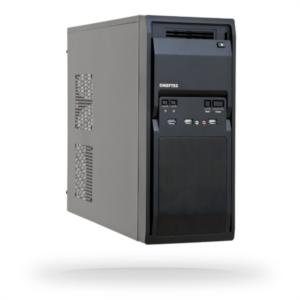 Chieftec LG-01B-OP USB3 ATX ohišje, črno