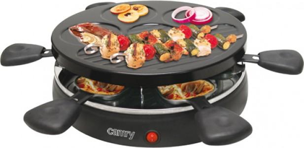 Pripremite grill na raclette