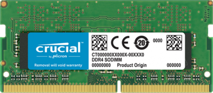 Presudni 4GB DDR4-2400 SODIMM PC4-19200 CL17, 1.2V