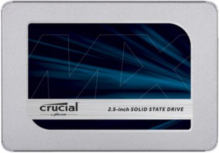 Bitno MX500 250GB SATA 2.5 7mm (s adapterom od 9,5mm) Unutarnji SSD