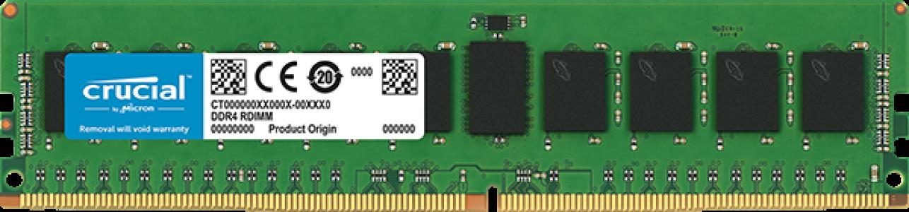 Presudno 8GB DDR4-2666 RDIMM PC4-21300 CL19, 1.2V ECC Registrirano